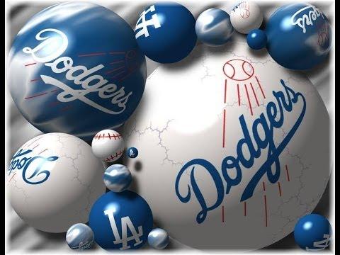 Brooklyn/Los Angeles Dodgers - You're The Best - Karate Kid