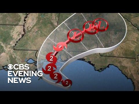 When Will Hurricane Sally Make Landfall?