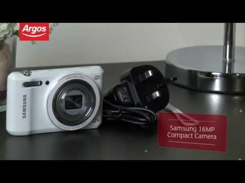 Samsung WB36F 16MP Compact Digital Camera - White Review