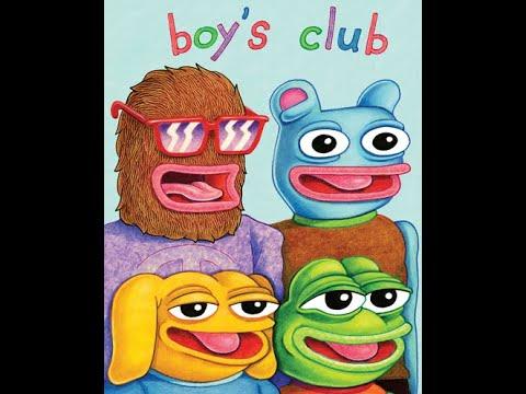Preview: Boy's Club by Matt Furie