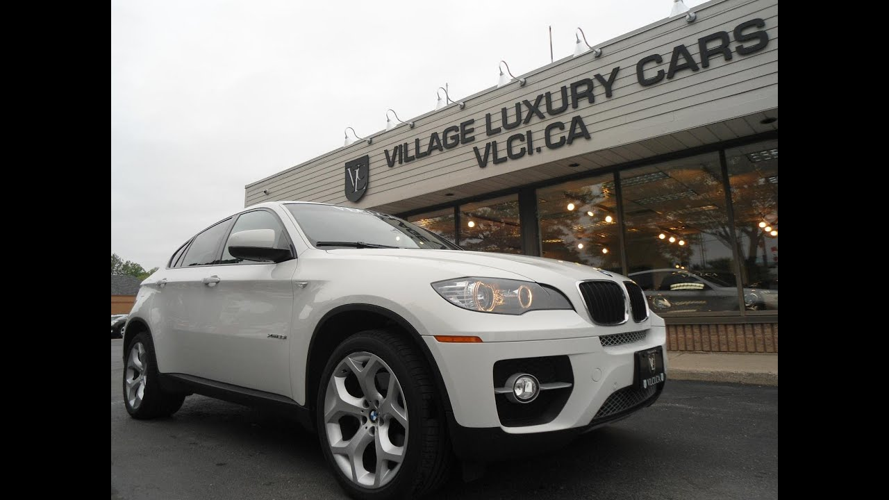 2008 Bmw X6 Xdrive 35i In Review Village Luxury Cars