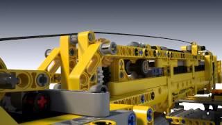 LEGO® Technic - Mobiler Schwerlastkran