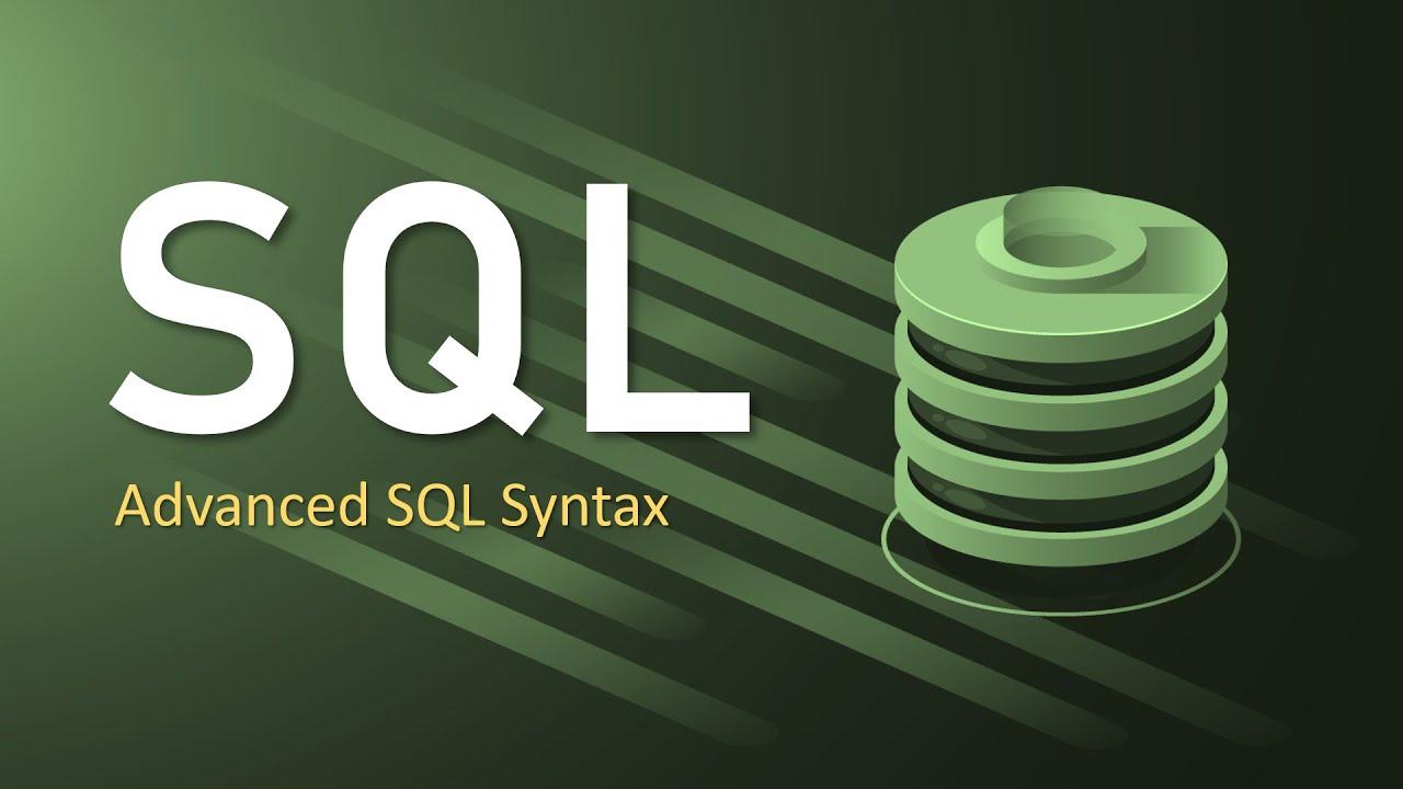 SQL Tutorial TAGALOG Part 2 (Advanced Query)