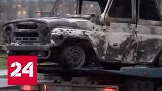Налетчики на машину ОМОНа в Петербурге знали, что силовики перевозили деньги