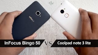 InFocus bingo 50 VS Coolpad note 3 lite - Best Mobile Under Rs.7000 ?