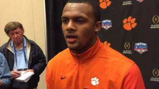 Deshaun Watson on what NFL teams will think of him