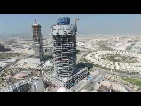 FIVE - Jumeirah Village Circle (Viceroy) - 60% Construction Completed
