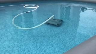видео Робот пылесос автоматический для бассейна