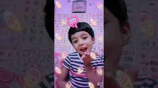 Cutie pie baby Hayat likes to have fun with B612💙💗💖💕💓👍