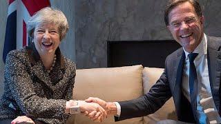 La UE, unida frente al Brexit