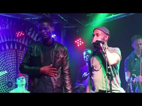 Kitoko Groove Feat El Power - Congo Night Live