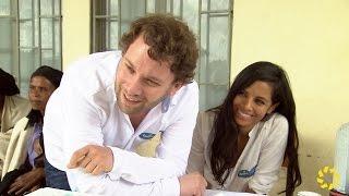 Collien Ulmen-Fernandes und Christian Ulmen in Äthiopien
