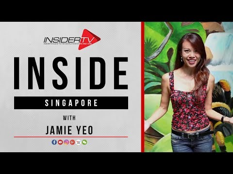 INSIDE Singapore with Jamie Yeo | Travel Guide | August 2017