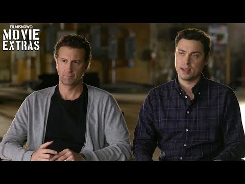 Game Night  Onset visit with John Francis Daley & Jonathan Goldstein