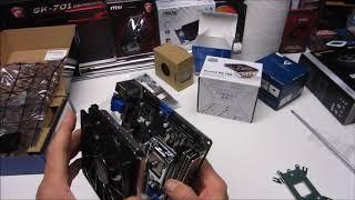 Cooler Master GeminII M5 LED Einbau