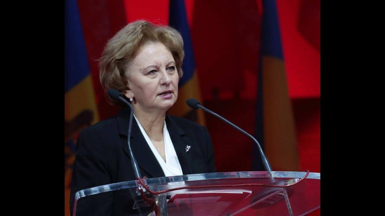 Гречаный обратилась в КС: Выражаю несогласие с намерением распустить парламент