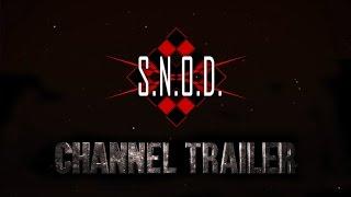 Channel Trailer Say Nya Or Die SNOD