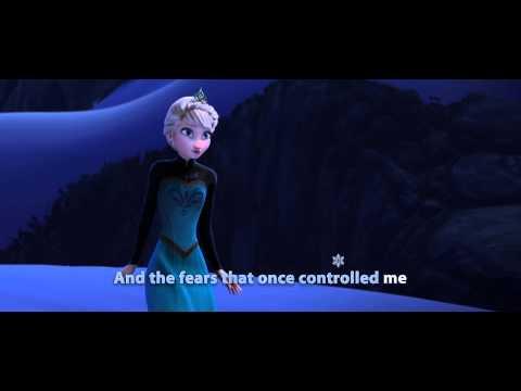 «Die Eiskönigin» | Let it Go zum Mitsingen | Englisch