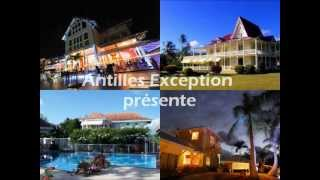 Vidéo : Hôtel de charme de Martinique - Plein Soleil - Frégate Bleue...