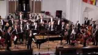 Brahms First Piano Concerto, Poom Prommachart clip 8