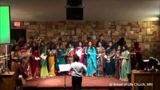 BLC Xmas Celebration 2014 (Choir - Jay Jay Prabhu (Hindi))