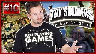 toy soldiers war chest   10 13   inwazja plastiku   60fps gameplay