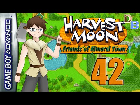 "Let's Play // Harvest Moon: Friends of Mineral Town «42» // ""Wolf auf der Farm"""