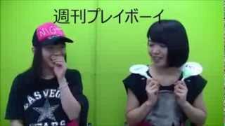 SKE48の矢方美紀が同郷のHKT48の指原莉乃との関係を語る.