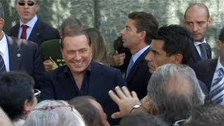 Судьи по делу Берлускони удалились на совещание