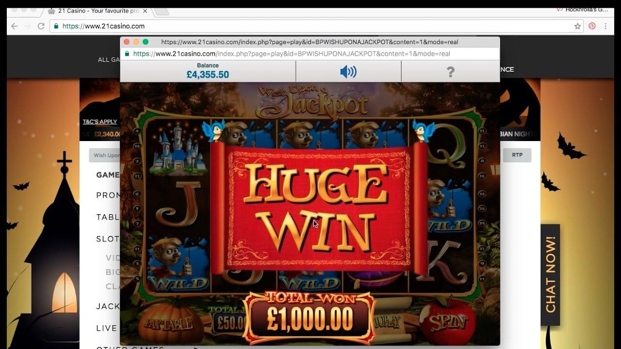 Huge slot casino 50 free