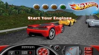 Juego de Autos 38: Hot Wheels Ferrari Cyclon Chamber 2007