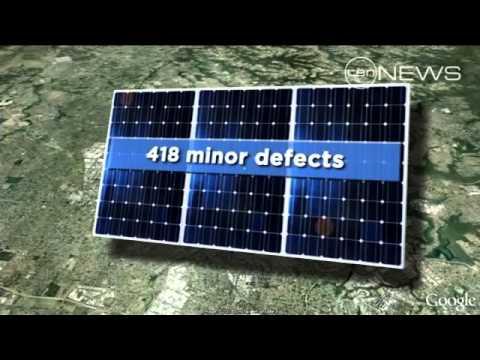 Solar Panel Defects Youtube