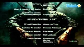 Call Of Duty  - Black Ops -  End Credits