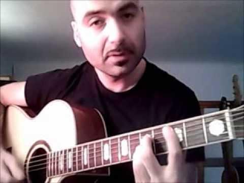 Lezioni di chitarra. Un trucco per imparare gli accord.Il sistema Caged. www.chitarraedintorni.org