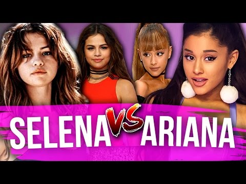WHO WORE IT BETTER?! Selena Gomez vs. Ariana Grande (Dirty Laundry)