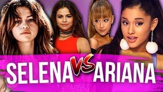 WHO WORE IT BETTER?! Selena Gomez vs. Ariana Grande (Dirty Laundry)