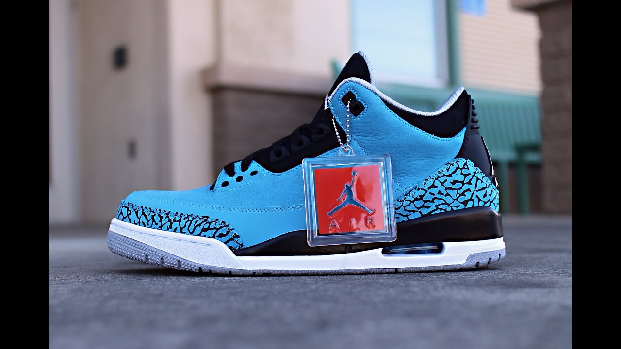 air jordan 3 powder blue ukuleles