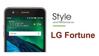 Lg fortune smartphone launched: full phone specifications, features and price in dubai, uae