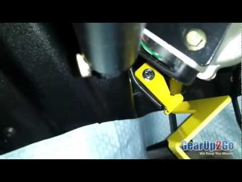 Extreme Metal Products Polaris RZR Tranny Saver Part # 11529 NEW