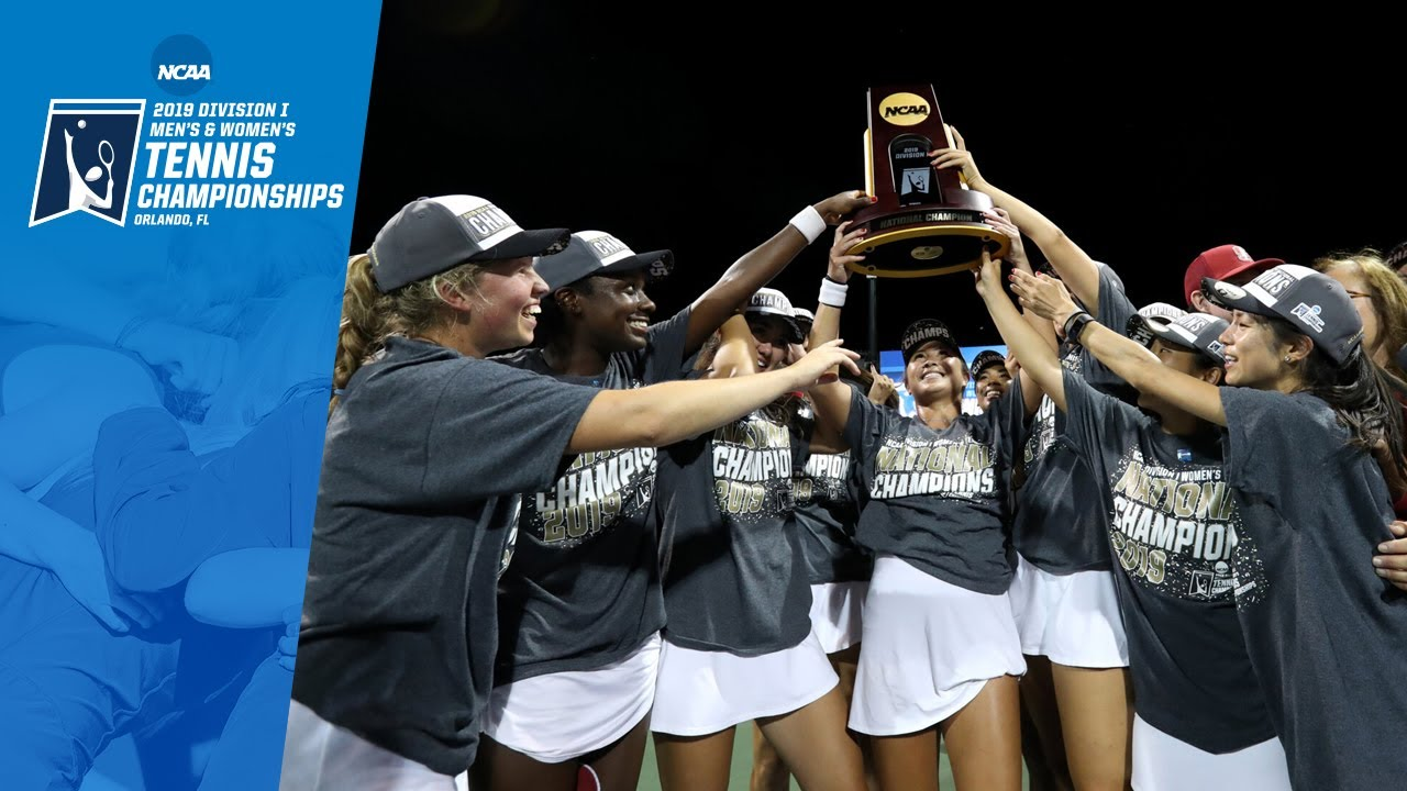 Road to an NCAA Championship Title: Stanford Women's Tennis