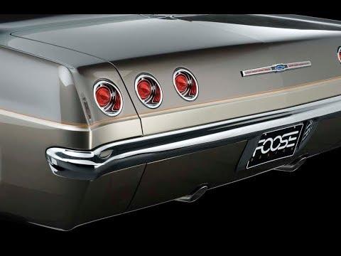 Foose Design - Building the '65 Impala 'Impostor' Part 2/3 (Detroit Autorama Presentation Video)