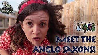 Meet the Anglo-Saxons - Ep2 The Watchman's Tower Time Travelling Adventure - Kids History - 16:9
