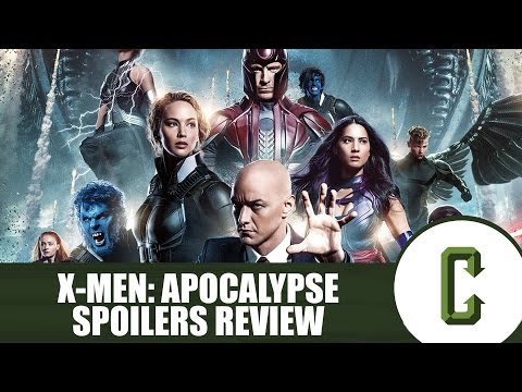 X-Men: Apocalypse Spoilers Review