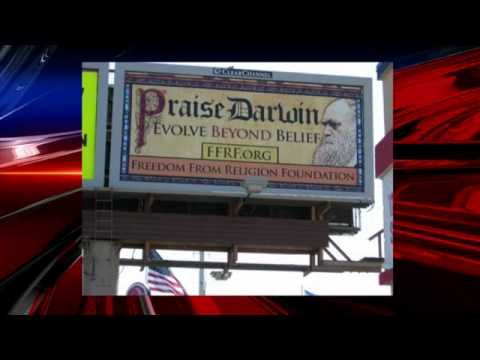 Atheist Billboards - Atlanta, GA - Freedom From Religion Foundation (FFRF) - Local news