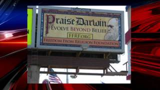 Atheist Billboards - Atlanta, GA - Freedom From Religion Foundation (FFRF) - Local news
