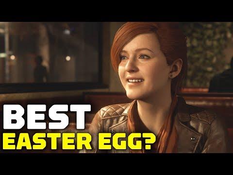 Spider-Man PS4's Ultimate Marvel Easter Egg - YouTube