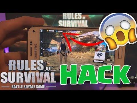Rules of Survival Hack 2018 - Hack Rules of Survival - Unlimited Diamonds & Gems