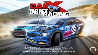 Car x drift racing Godzilla R3 Nissan Skyline R33
