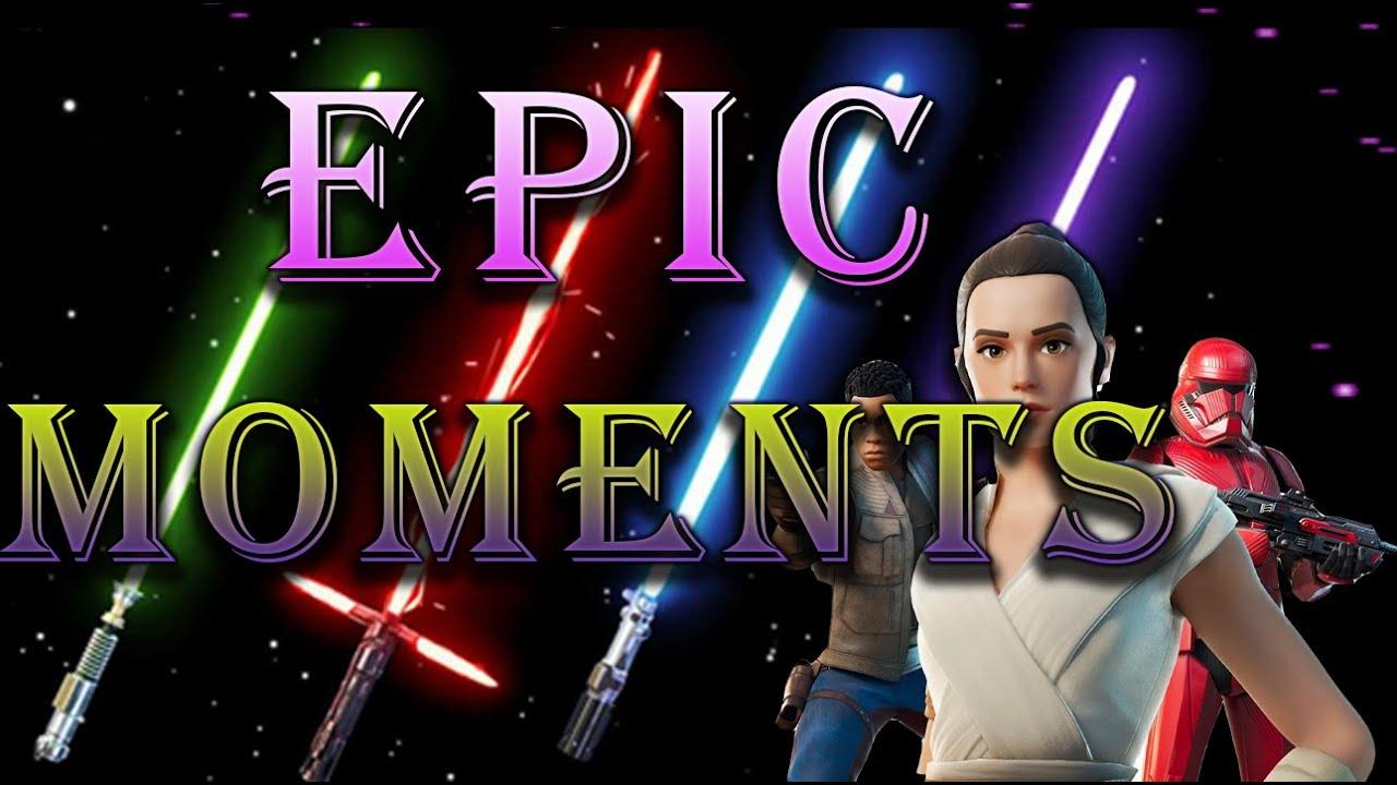 Light-saber Best Moments in Fortnite