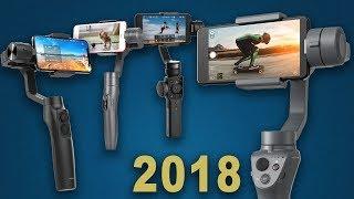 Лучший стабилизатор для смартфона 2018